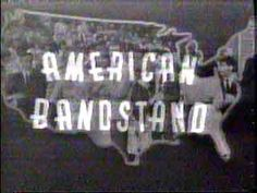 "It happened on this day.On this day in 1957 - ""American Bandstand,"" hosted by Dick Clark, started its television run."