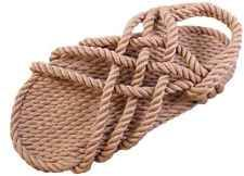 d45578b90fdf9f 56 Best Handmade Rope Sandals images