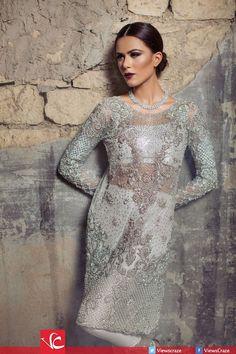 Mina Hasan A/W Bridal Collection 2015