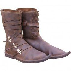 Viking high boots Huskarl