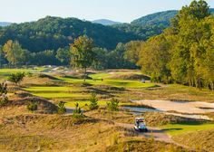 The goal at the Cliffs Mountain Park golf course is to return to nature much of what was taken away during construction. Seven to ten acres in and around the layout are designated native areas, free of any pesticides and off-limits to golfers, that house food plots and turkey feeders.