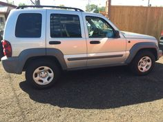 2005 #Jeep #Liberty 4dr Sport #4WD #Cars - #Denver CO at Geebo
