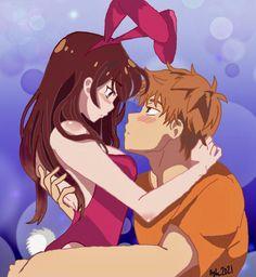 Regresa a mi lado - Nanami Mami - Coincidir contigo [10] #wattpad Anime Henti, Manga Anime Girl, Anime Kiss, Anime Girl Cute, Cute Anime Couples, Kawaii Anime Girl, Anime Comics, Otaku Anime, Anime Love