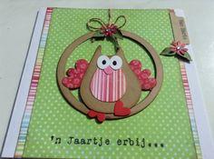 Annemarie's kaarten: 'n Jaartje erbij...