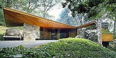 Reisley House , 1951, Pleasantville, New York, Frank Lloyd Wright Architect, Frank Lloyd Wright Over the past several years it ha...