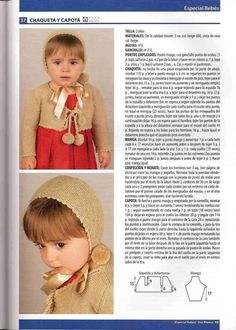 Knitting For Kids, Baby Knitting, Baby Patterns, Crochet Patterns, Knit Crochet, Crochet Hats, Album, Diy, Google