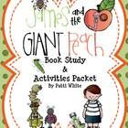 This comprehensive study on James and the Giant Peach is chock full of ELA activities, comprehension questions, vocabulary, and much more! It even includes the answer keys, so all the work has been done for you! :)