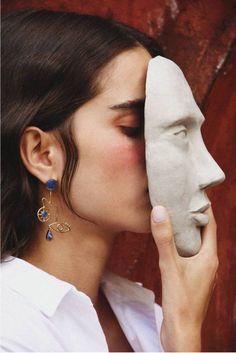 Calder Earring