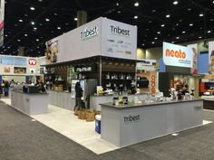 Evo Exhibits created this 20'x30' Booth for Tribest at the IHA 2016 Show