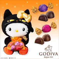 hello kitty x godiva halloween 2015 limited edition japan only