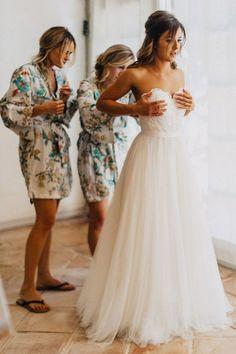 Beautiful Beach Wedding Dresses (2)