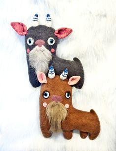 Goat Plush