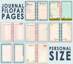 Hey, I found this really awesome Etsy listing at http://www.etsy.com/listing/166145952/printable-journal-pages-for-filofax
