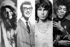 Which Iconic Singer Were You in a Past Life? - Oh set me up with the spirit in the sky! - Quiz