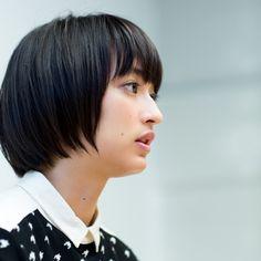 不器用な私に唯一できること。それは「全力でぶつかること」 イマ輝いているひと、門脇麦「いつまでも、『怖いもの知らず』な女優でいたい」 門脇麦 cakes(ケイクス) Girl Face, Japanese Girl, Actresses, Actors, Cute, Hair, Beauty, Feelings, Photography