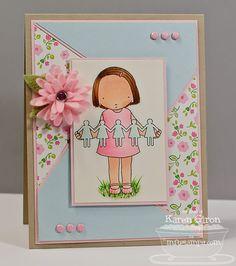 Pure Innocence Paper Dolls -Karen Giron 2/1/12