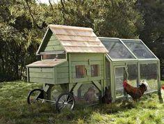 Super ideje za nov kokošinjac « Najbolja Mama Na Svetu
