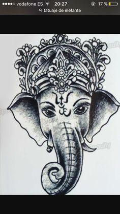 #elefante#budha#tatto#favorito