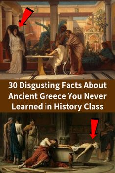30 Disgusting Facts About Ancient Greece You Never Learned in History Class Intresting News, Ancient Greece Facts, Greek Plays, Classical Greece, History Class, Fun Facts, Greeks, Funny Memes, Hilarious