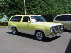 1977 Dodge Ramcharger Base Sport Utility 2-Door 5.2L - Classic Dodge Ramcharger 1977 for sale