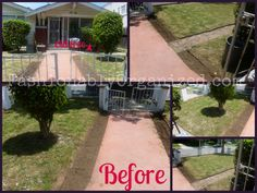Front Yard Makeover #LowesCreator