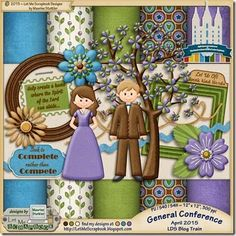 """LDS Blogtrain 4/2015 """"General Conference"""" ✿ Join 7,300 others. Follow the Free Digital Scrapbook board for daily freebies. Visit GrannyEnchanted.Com for thousands of digital scrapbook freebies. ✿ """"Free Digital Scrapbook Board"""" URL: https://www.pinterest.com/sherylcsjohnson/free-digital-scrapbook/"""
