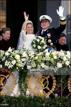 Royal Wedding of the Prince WillemAlexander with Maxima Zorreguieta... Nachrichtenfoto | Getty Images