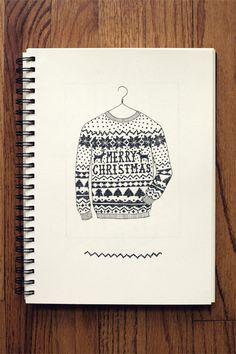 Sketchbook 11.12.13 | Wit & Whistle