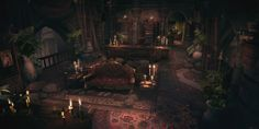 Thief debut screenshots, Behind-the-scenes