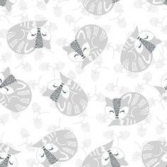 Gris Argenté-mono riz 100/% coton tissu à motifs géométriques Couture Quilting