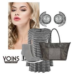 """""""YOINS II-14"""" by hanifasemic ❤ liked on Polyvore featuring CHARLES & KEITH and yoins"""