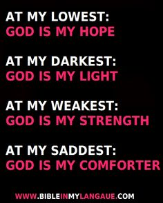 AMEN! THIS IS MY TESTIMONY. He is the way the the truth and the light...