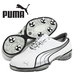 New PUMA Cell Fusion Men's Golf Shoes