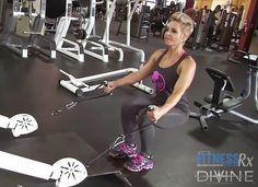 Transform 1: Quadriceps Training. Free Motion Lift Squat Variation.