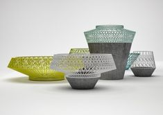 3 Dots Collective will introduce the POT.PURRI collection at Ventura Lambrate in Milan next month.
