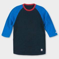 L.Bolt Mirror Tricolor Stripe Pocket The Web Camisetas Manga Corta M Hombre