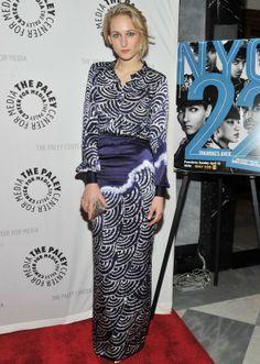 Leelee Sobieski maki oh dress