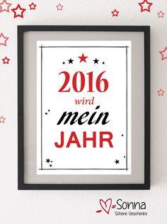 Das+wird+MEIN+Jahr+2016++***+PDF+von+Sonna+*+Schöne+Geschenke*+auf+DaWanda.com