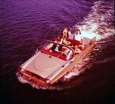 Amphicar in 1960