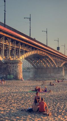 Warsaw Beach, Poland