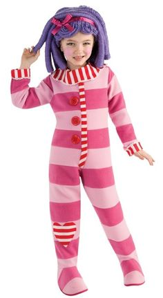 lalaloopsy deluxe pillow feather bed costume #Lalaloopsy #LalaloopsyCostume #LalaloopsyBirthday