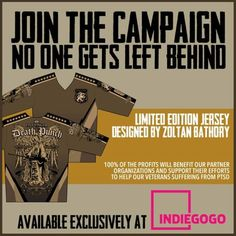 """Today kicked off a very important campaign for us…we're calling it the """"No One Gets Left Behind"""" campaign. For the next 45 days viaIndiegogo, we're raising money for our partner organizations who assist our veterans. To find out more about how you can join the fight, check out the campaign here:http://igg.me/at/5fdp4vetsWe want this campaign to be HUGE. Help us spread the word by tagging a friend in the comments below that you think would want to know about it. We thank you for your…"""
