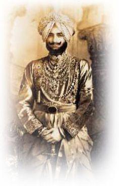 Maharaja Amarinder Singh of Patiala
