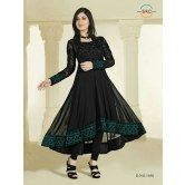 pankhudi-black-colour-faux-georgette-anarkali-salwar-kameez