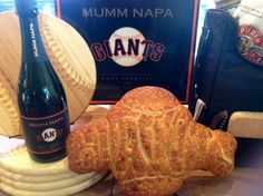 Orange October never tasted better. Stock up at 160 Jefferson St. while supplies last. #sfgiants #giants #worldseries #sanfrancisco #boudinbakery