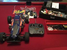 Tamiya #remote #control car baja champ plus tamiya racing #parts vintage & extras,  View more on the LINK: 	http://www.zeppy.io/product/gb/2/282056378758/
