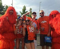 Broncos United in Orange | United in Orange: Broncos vs. Chiefs