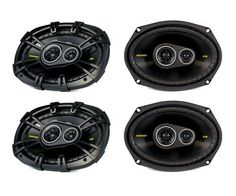 "4) New Kicker 40CS6934 6x9"" 900W 3 Way Car Coaxial Speakers Stereo Audio CS6934   http://ibestgadgets.com/product/4-new-kicker-40cs6934-6x9-900w-3-way-car-coaxial-speakers-stereo-audio-cs6934/   #gadgets #electronics #digital #mobile"