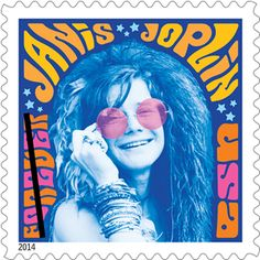 SAN FRANCISCO — The U.S. Postal Service today added legendary singer Janis Joplin to its Music Icons Forever Stamp series during a first-day...