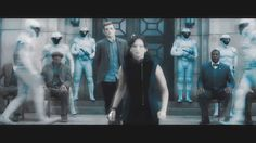 Mirror - The Hunger Games | Catching Fire